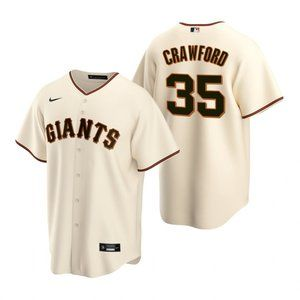 San Francisco Giants #35 Brandon Crawford Jerseys